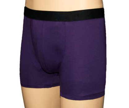 Mens Incontinence Elite Trunks with Built In Pad