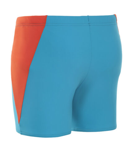 BOY'S Incontinence SHORTIES IN CORSICA/ORANGE