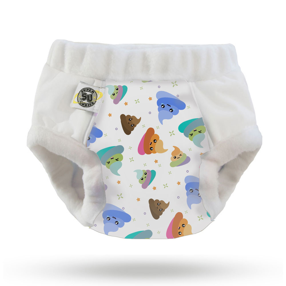Super Undies Bedwetting Pants with Built in Padding /& Optional Inserts