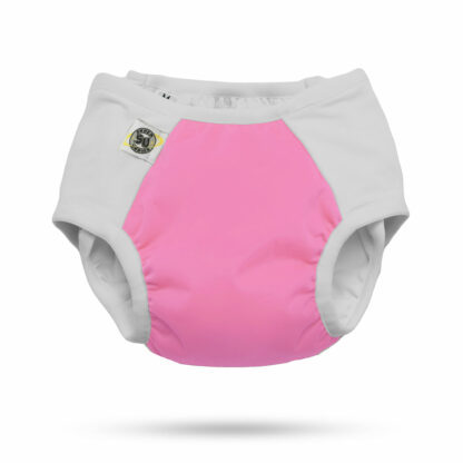 Potty Training Pants with Snaps - Pink